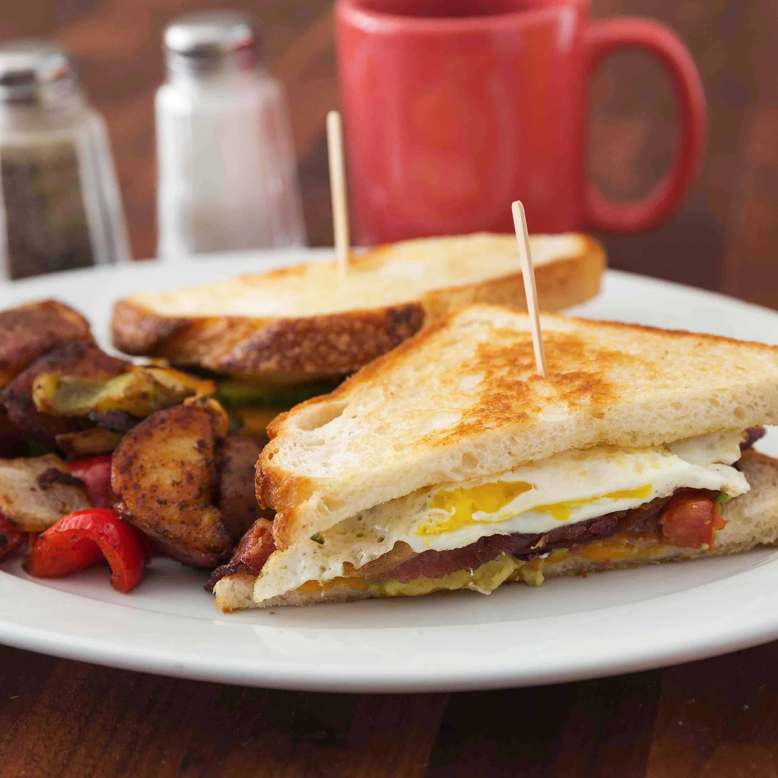 HBC Breakfast Sandwich