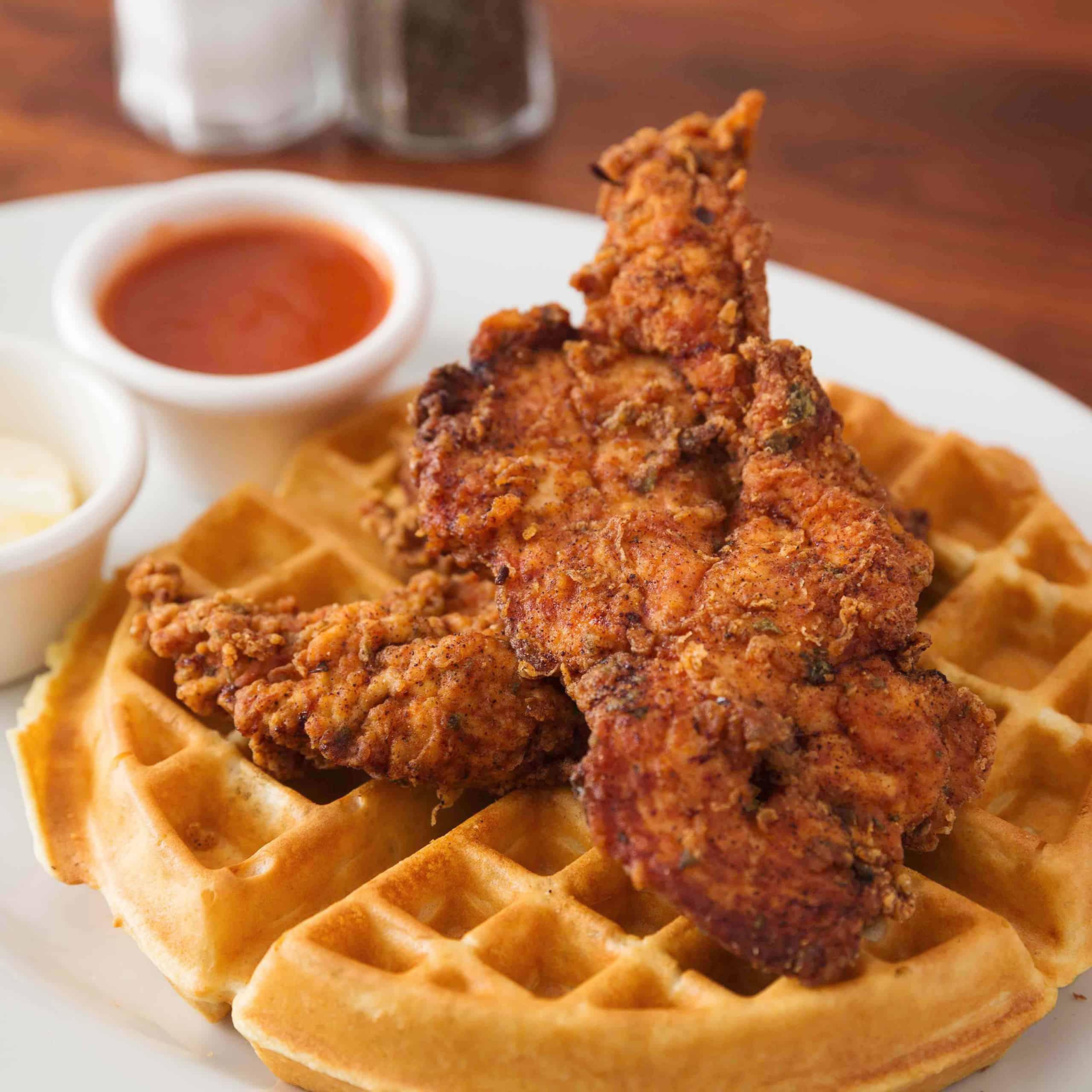 HBC Chicken & Waffle