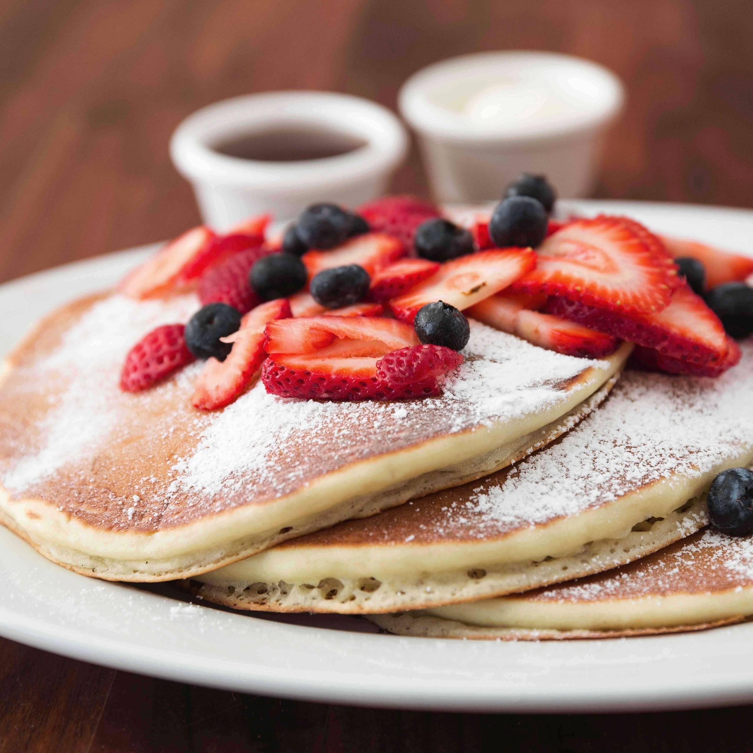 HBC Full Stack Pancakes