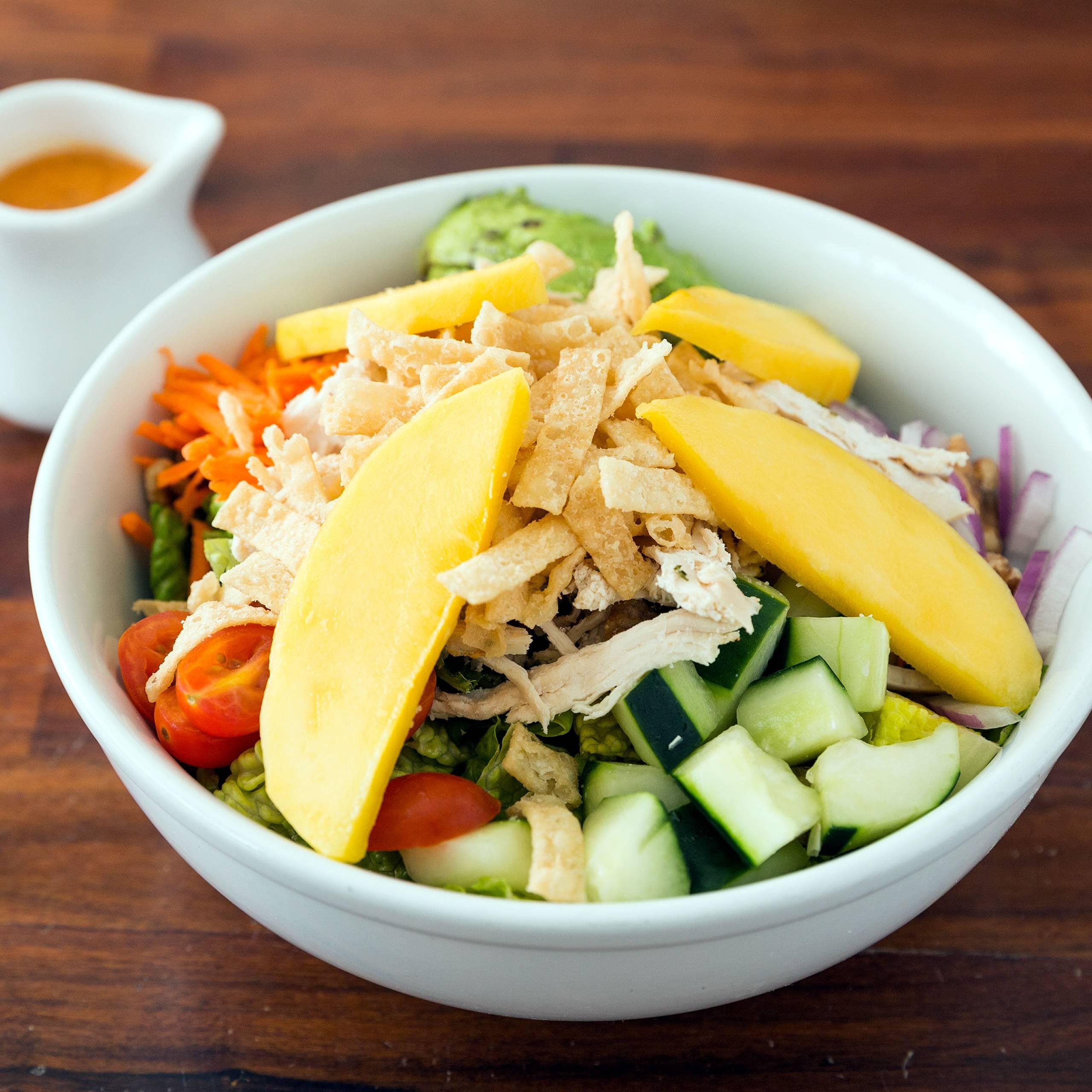 HBC Mango Chicken Salad