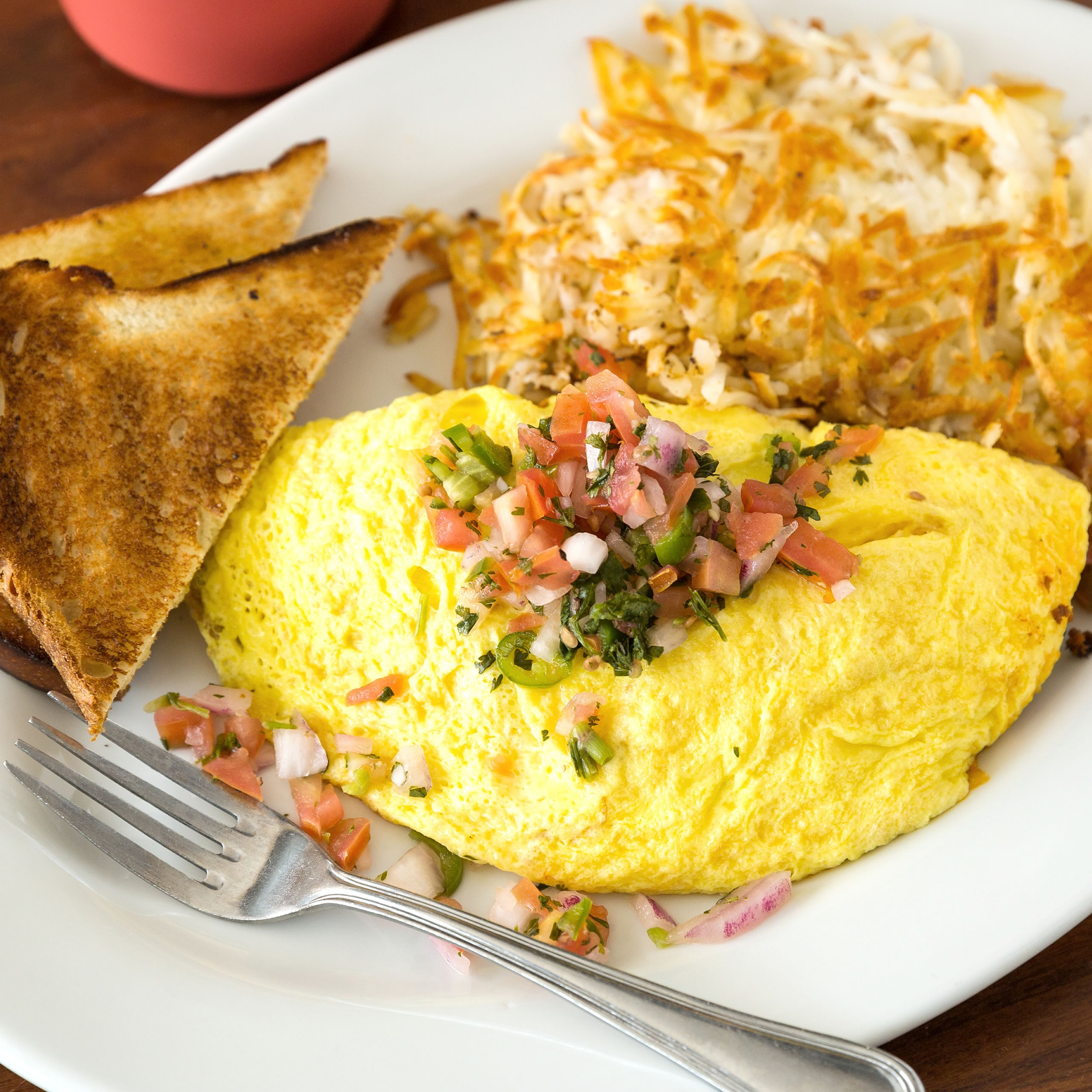 HBC Mexican Omelet