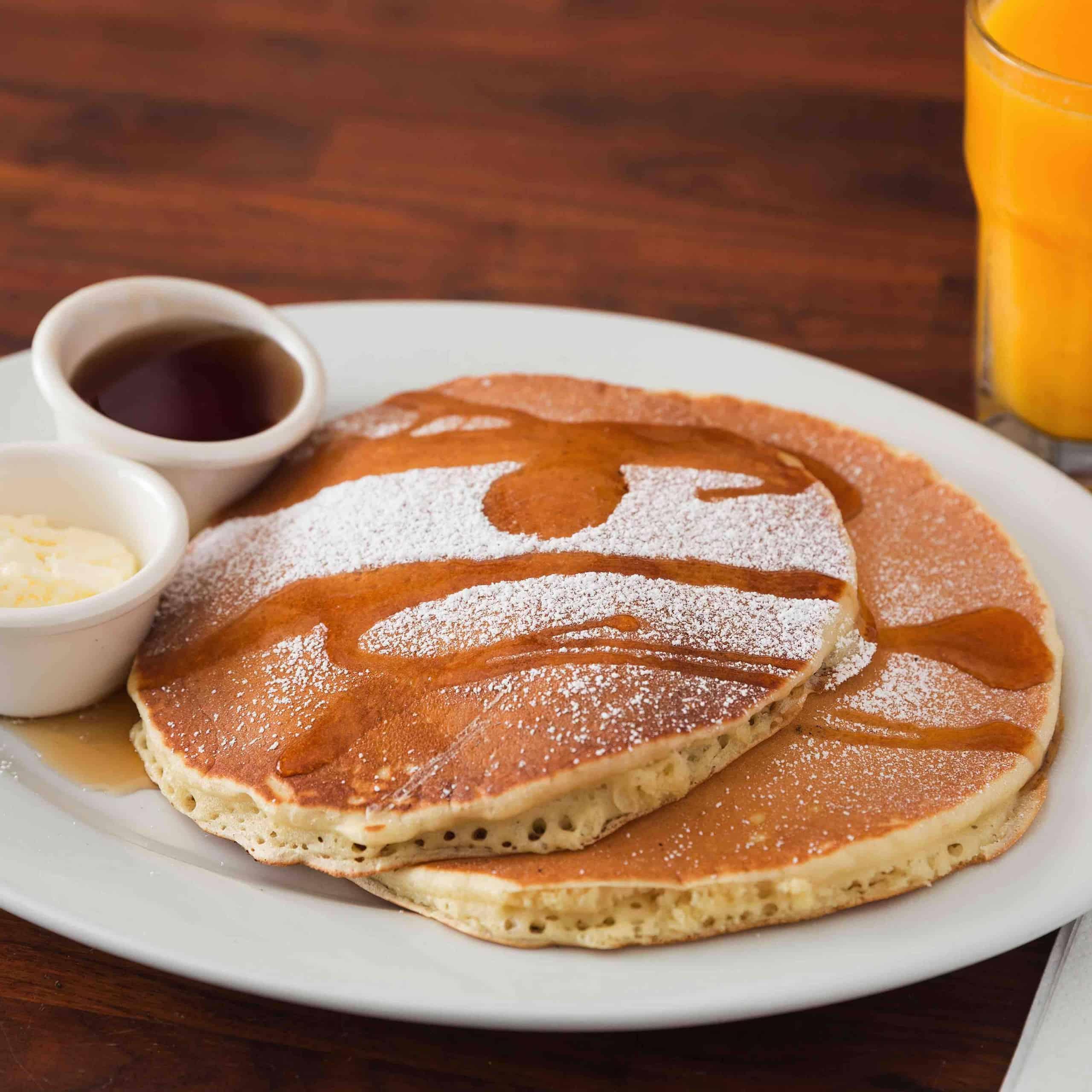 HBC Short Stack Pancakes