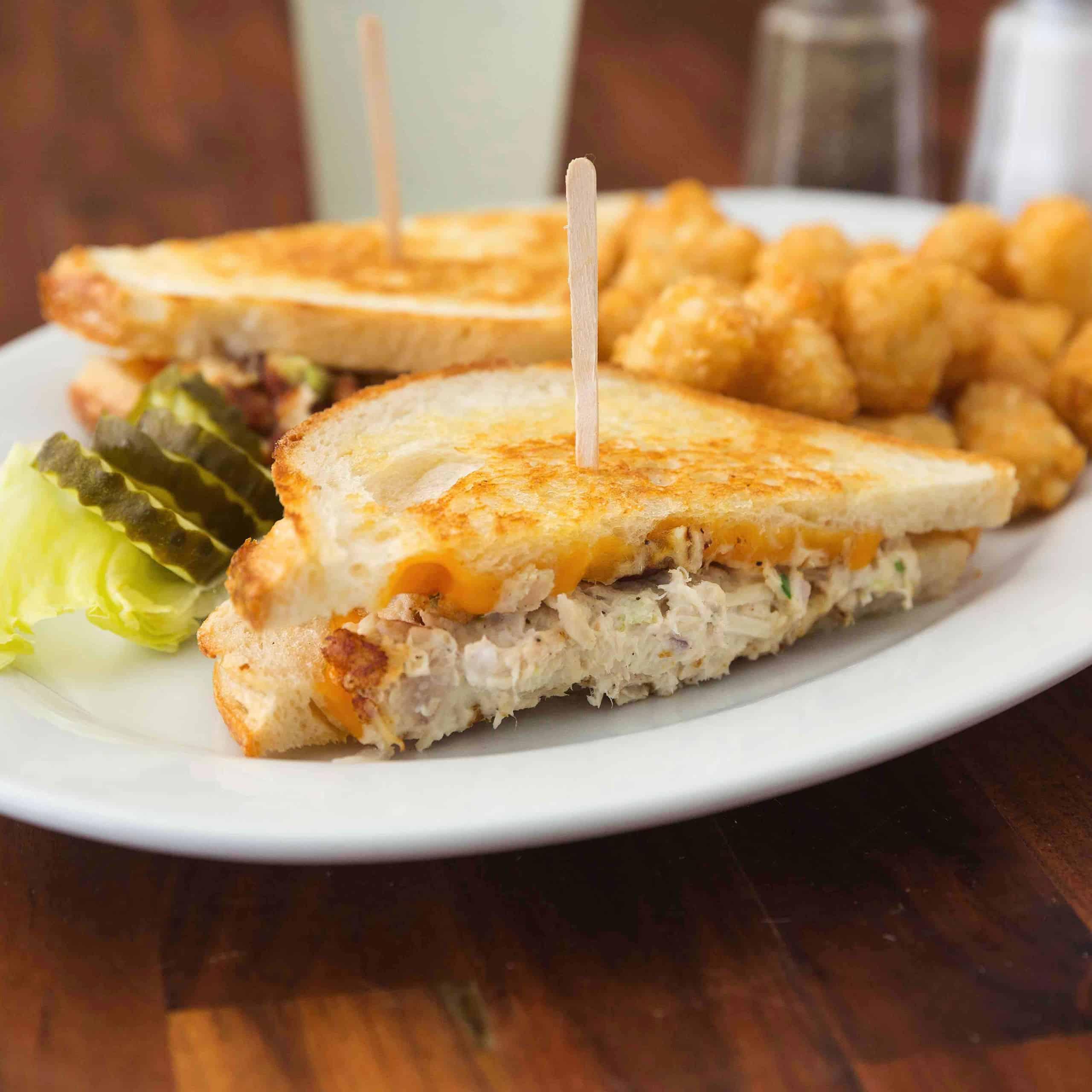 HBC Tuna Salad Sandwich
