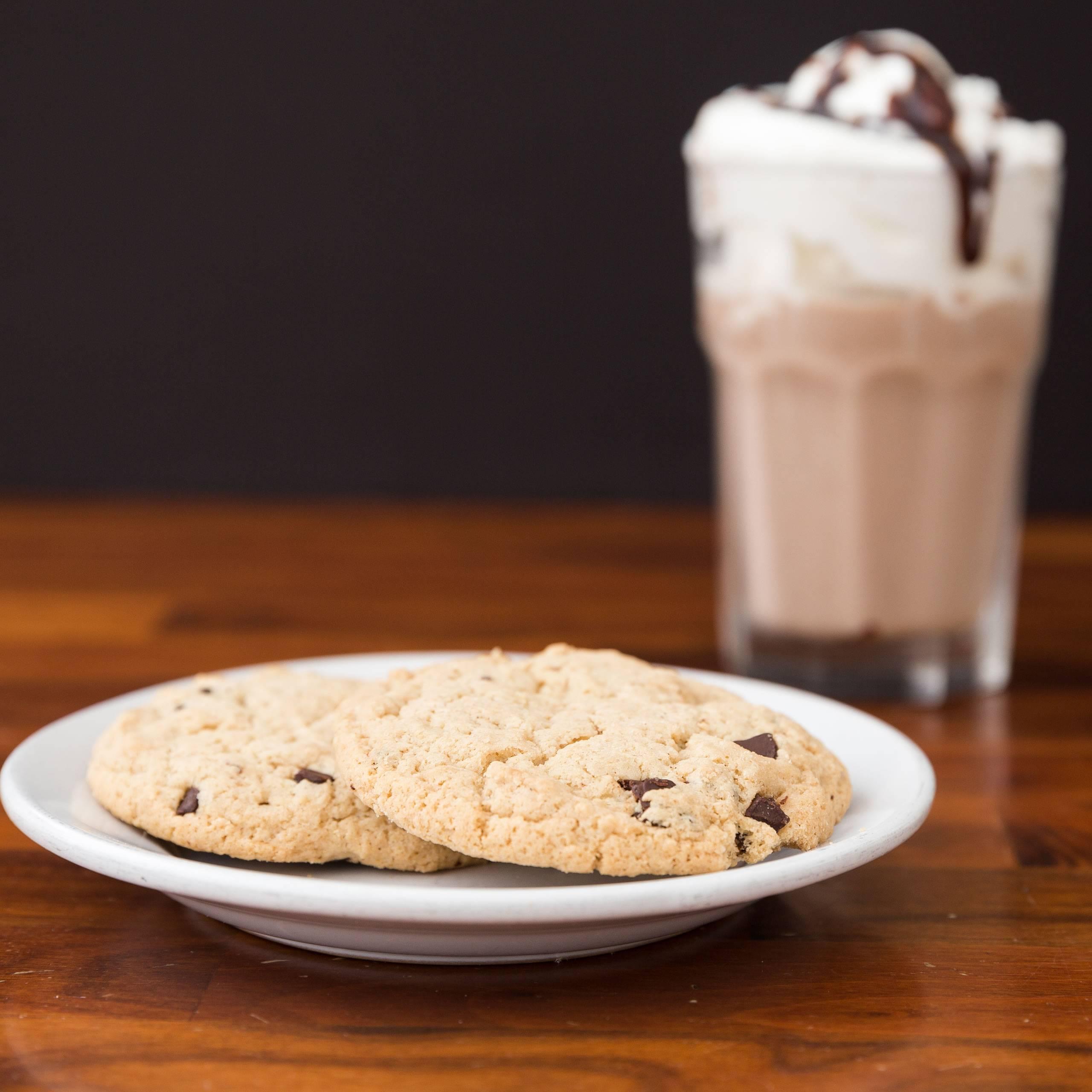 Buddy's Chocolate Chip Cookies